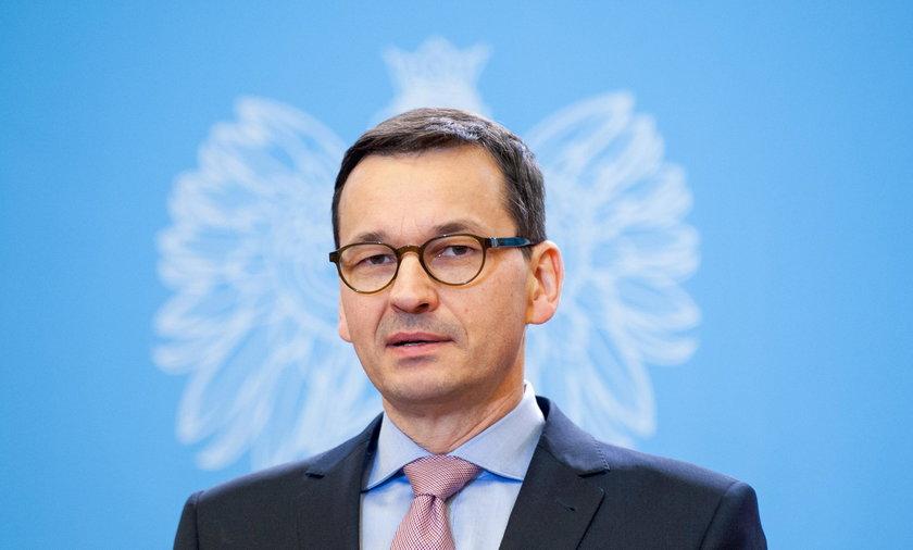 Morawiecki na nieformalnym szczycie unijnych przywódców. O czym rozmawiano?