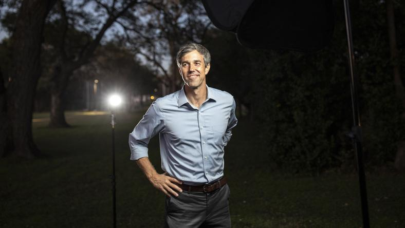 In 'moment of promise,' O'Rourke says he will run