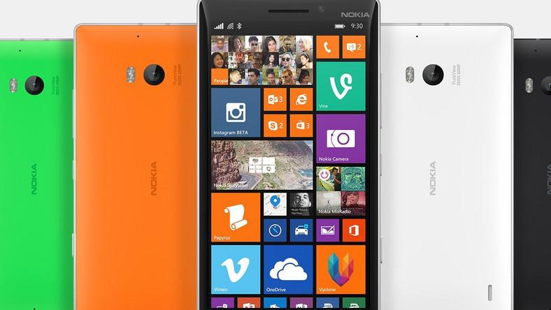 To prawdopodobnie ostatni model z logiem Nokii. Lumia 930 trafi na rynek już wkrótce - parametrami nie będzie ustępować androidowym komórkom - ekran FullHD, czterordzeniowy porcesor, 20 megapikselowa matryca aparatu.