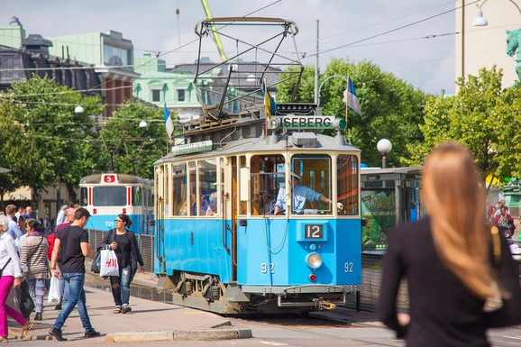 U Geteborgu ima 260 električnih tramvaja
