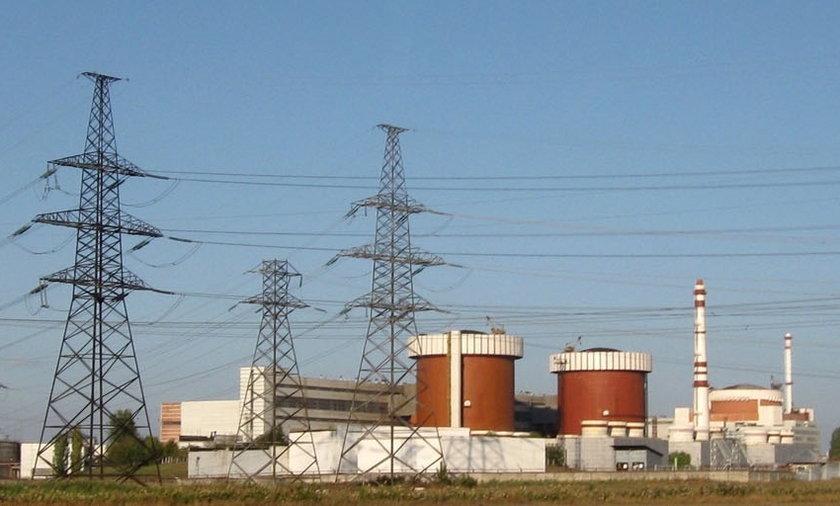 South Ukraine Nuclear Power Plant