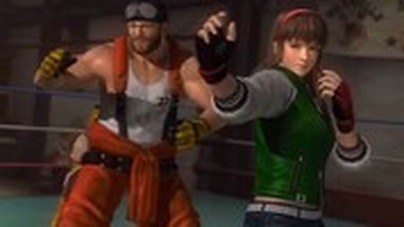 KwaGRAns: Gramy w Dead or Alive 5