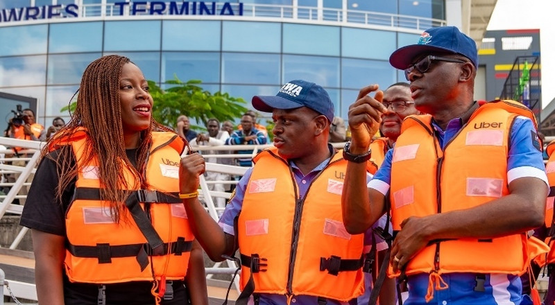The Governor of Lagos claims he launched UberBoats in the city. We decided to Factcheck