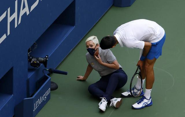 Diskvalifikacija Novaka Đokovića
