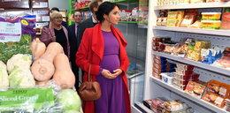 Meghan Markle udaje swoją ciążę? FILM