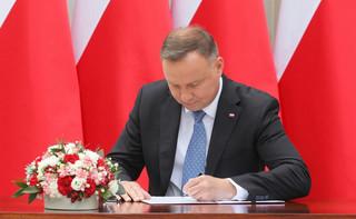 Kancelaria Sejmu: Prezydencki projekt zmiany konstytucji wpłynął do Sejmu