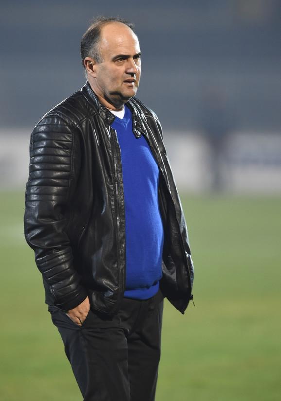 Dragan Ivanović je prvi prepoznao talenat kod Milana Pavkova