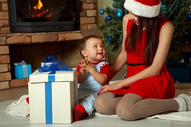Pokloni za najmlađe...