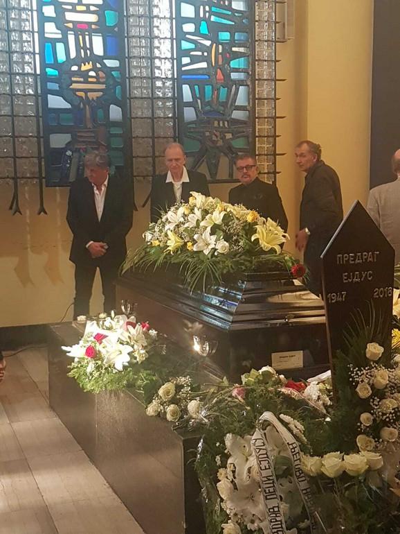Radoš Bajić i Svetozar Cvetković