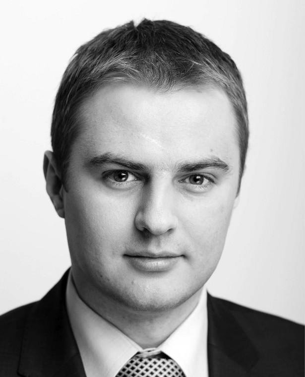 Grzegorz Kuś radca prawny, doradca podatkowy, PwC