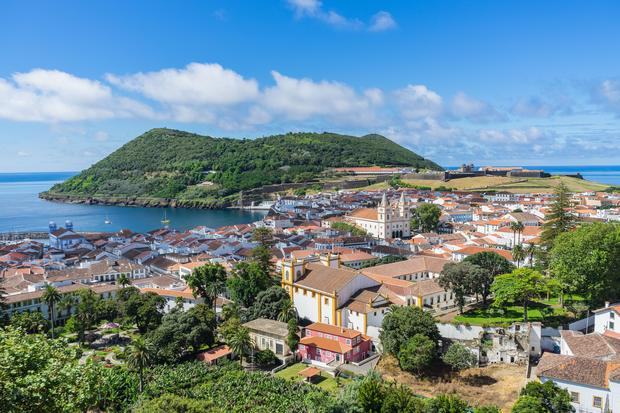 Angra do Heroismo, Terceira, Azory