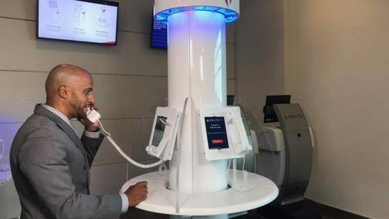 Delta testuje nowy system obsługi klienta