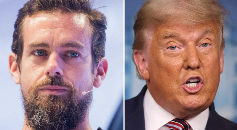 Twitter bans Trump permanently to avoid 'further incitement'