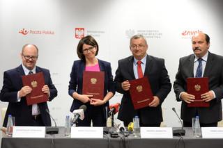 Poczta Polska wesprze budowę e-państwa