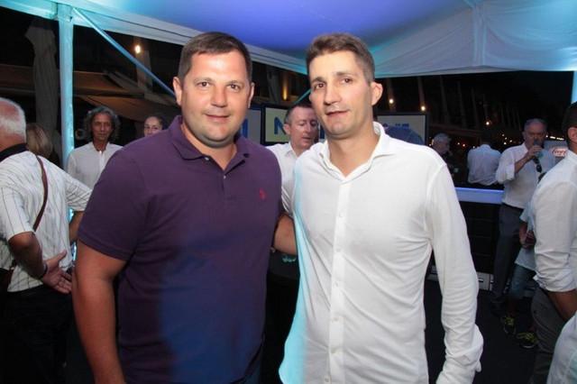 Nenad Borovčanin i Zdravko Marić