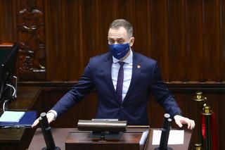 Tomczyk: Poparcie przez posłów KO ustawy w sprawie SN to pomyłka, nie zadziałało wi-fi