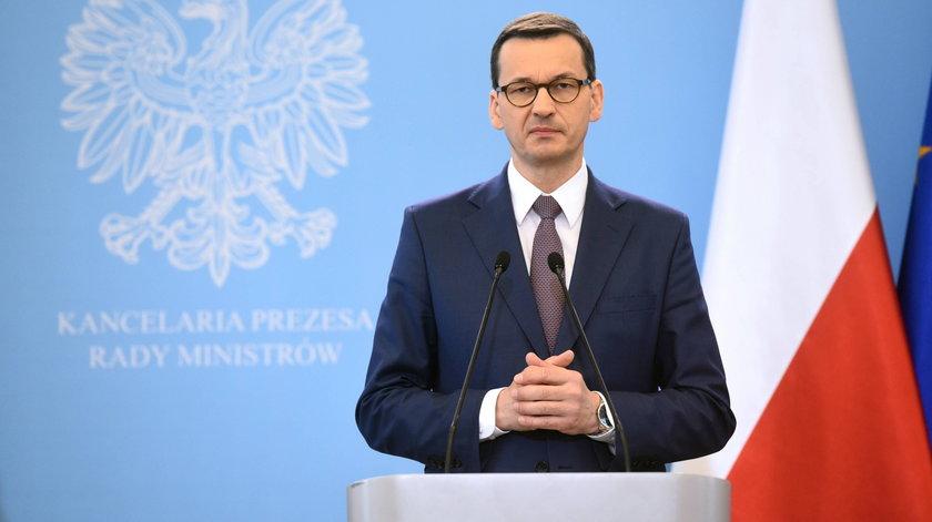 – Premier jest optymistycznie nastawiony do planów powrotu widzów na trybuny - mówi Ryszard Czarnecki.