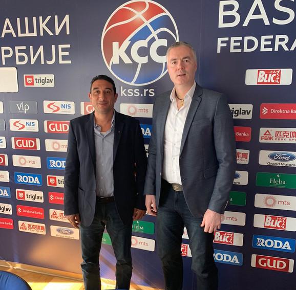 Ibrahim Habaš i Dejan Tomašević