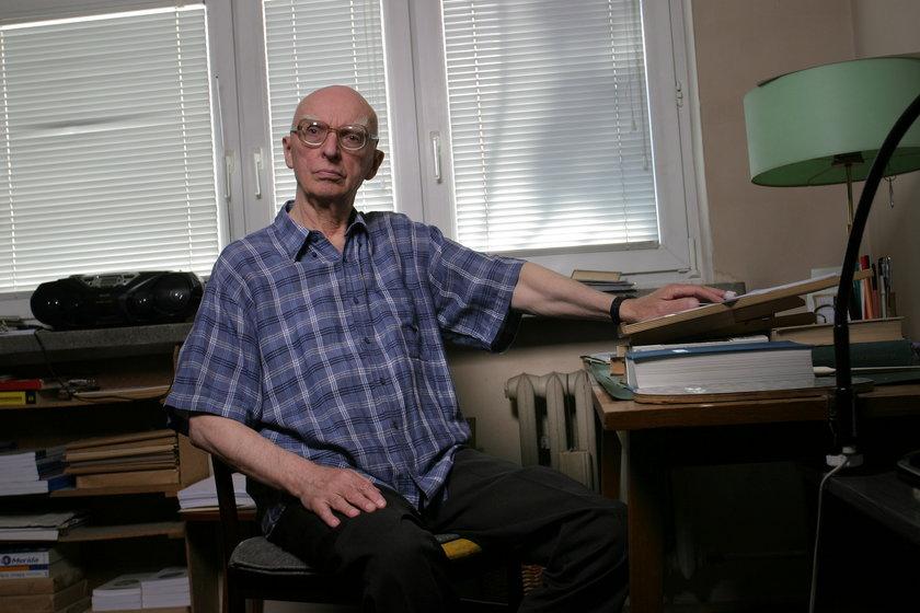 Prof. Bogusław Wolniewicz
