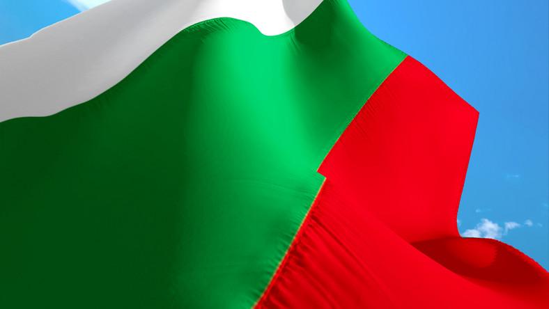 Bułgaria. Flaga