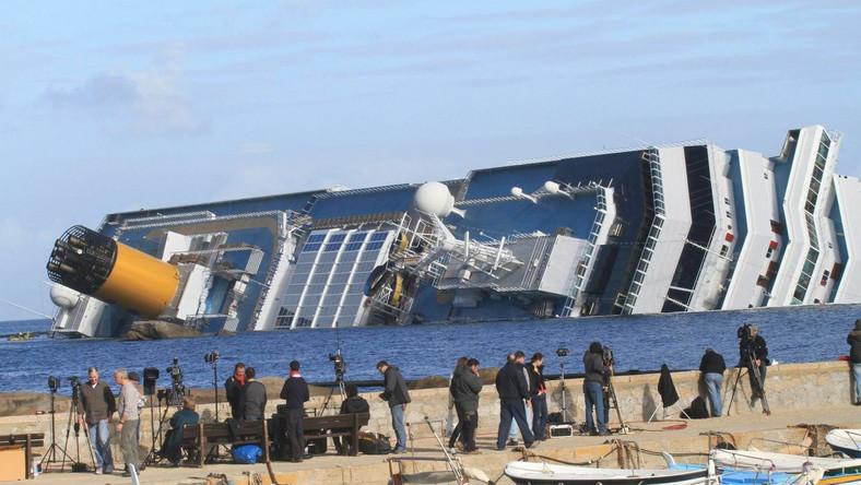 Znaleziono ciało 16. ofiary katastrofy statku Costa Concordia