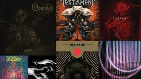 Metal Max 41: recenzje Red Fang, Ulcerate, Testament i inne