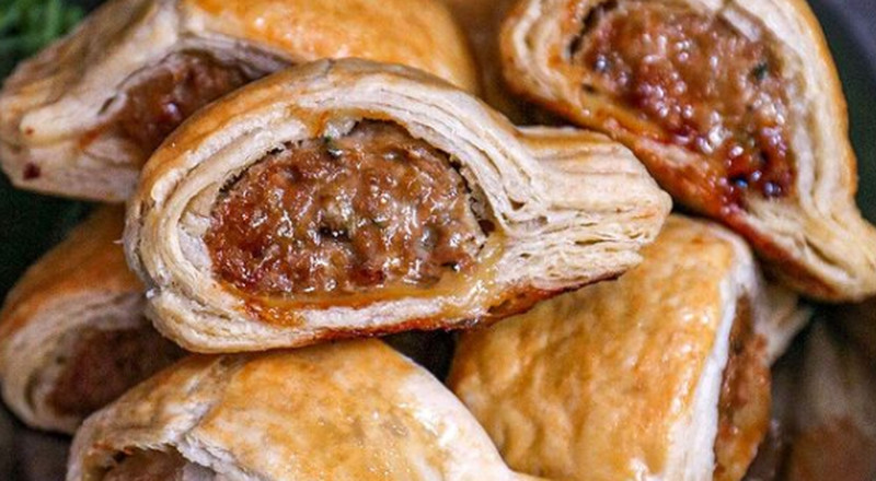 DIY Recipes: Hoe to make the perfect homemade Sausage rolls