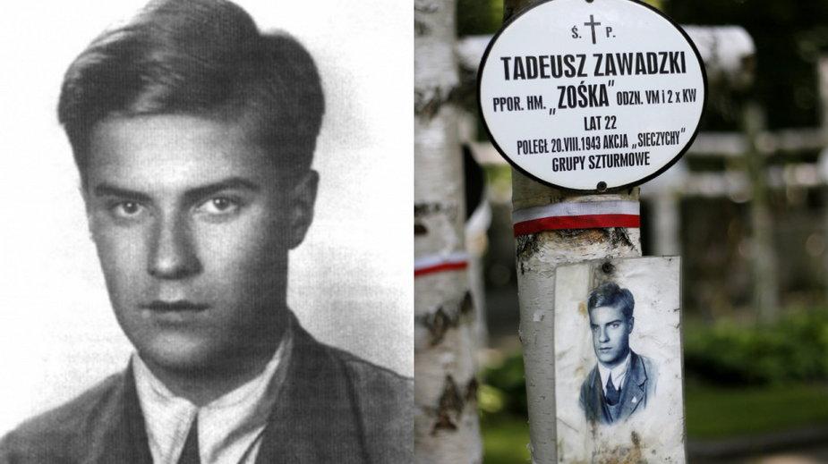 """Tadeusz Zawadzki, """"Zośka"""""""