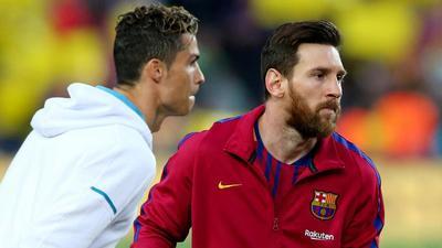 Les stats époustouflantes de Messi et Ronaldo en C1