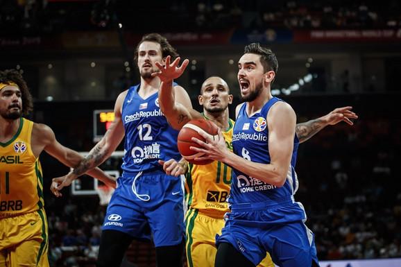 Tomaš Satoranski, zvezda Češke na ovom Mundobasketu