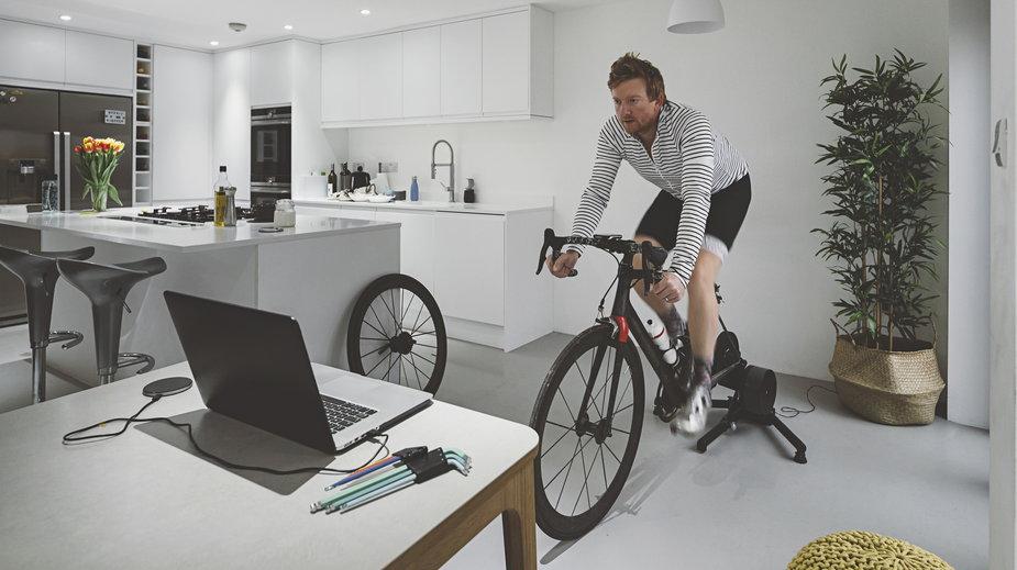 Trening w mieszkaniu