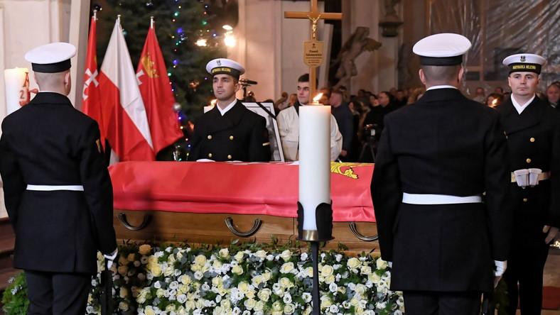 Pożegnanie Pawła Adamowicza