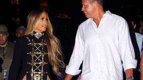 Przepiękna Jennifer Lopez z nowym chłopakiem