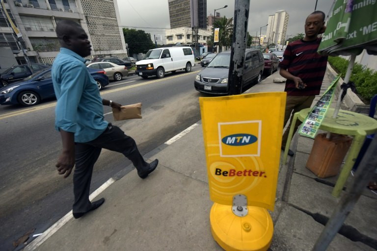 MTN is the largest mobile phone operator in Nigeria