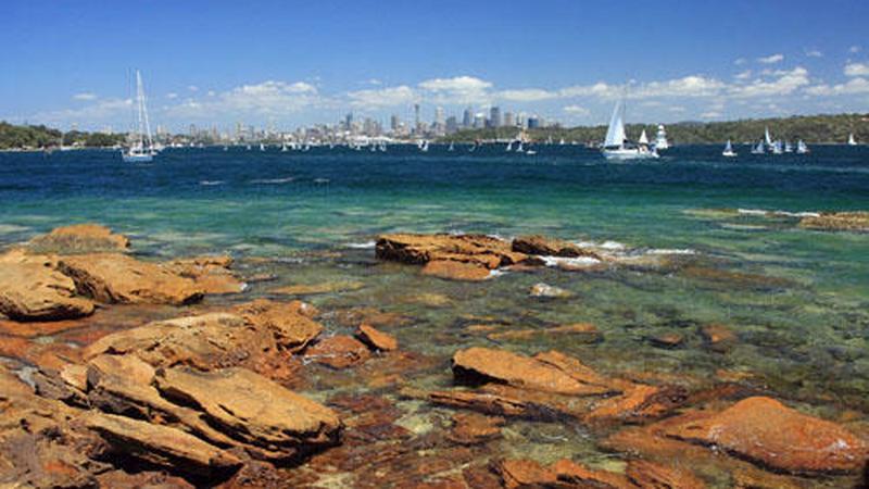 Sydney, zatoka Watsona