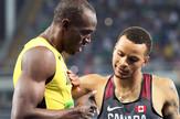 Jusein Bolt, Andre De Gras