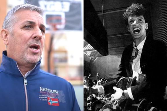 """""""Dražen je HTEO U PARTIZAN!"""" Pevač ispričao NEPOZNATE DETALJE o čuvenom hrvatskom košarkašu, a onda spomenuo i Dudu: Tad ga nisam cenio jer je bio nenormalno strog!"""