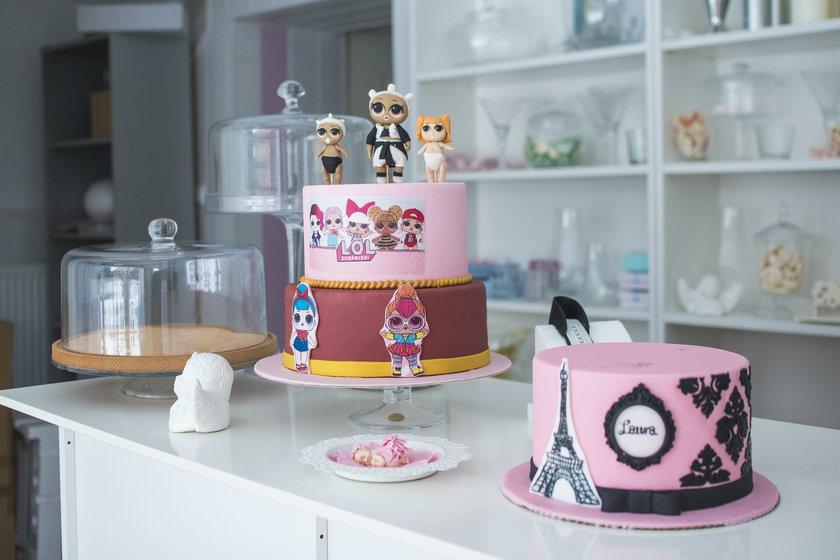 Te torty są jak z bajki!