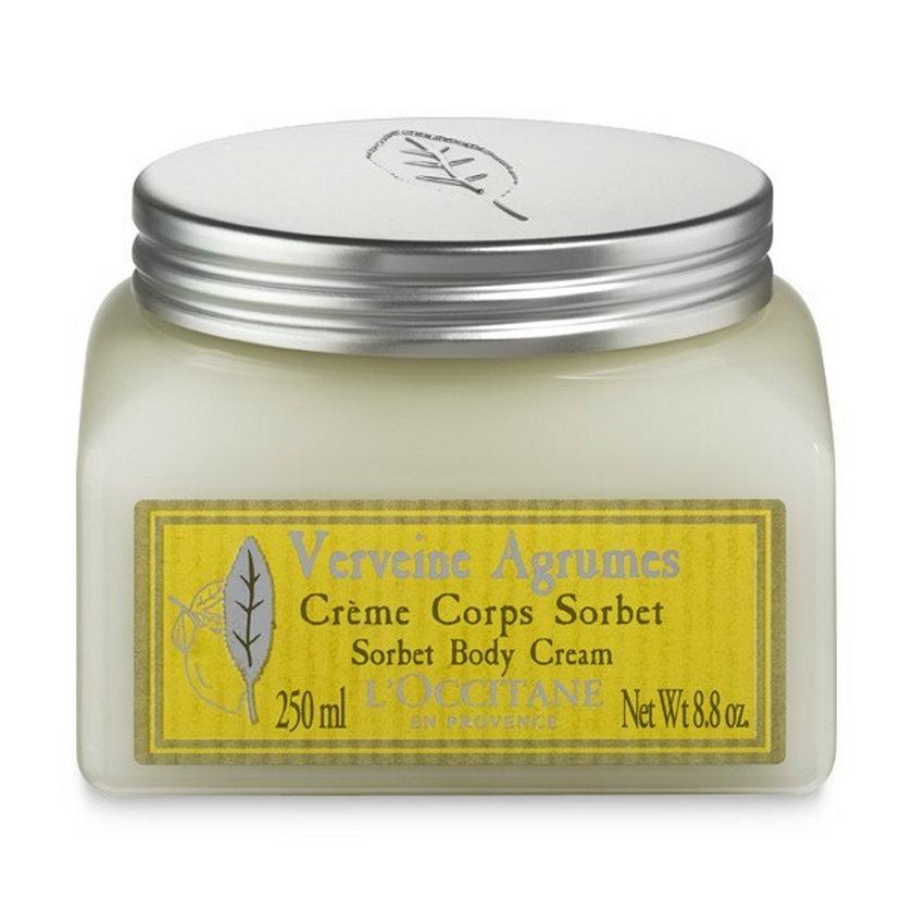 Kremowy sorbet Cytrusowa Werbena 250 ml.