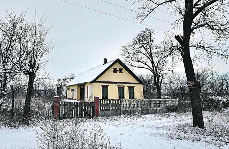 Kuće Vojvodina