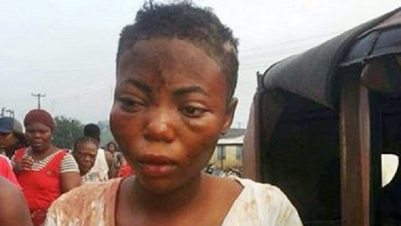 Beware Young lady rescued from ritualists in Delta - Pulse
