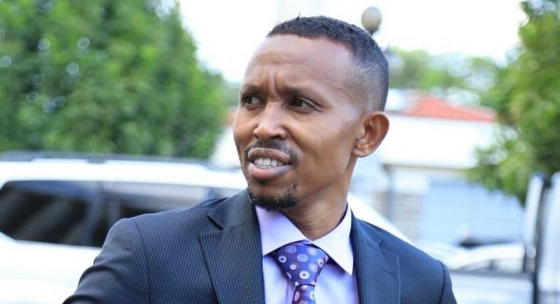 Nyali MP Mohamed Ali alias Moha Jicho Pevu