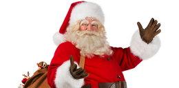 Św. Mikołaj omal nie spadł z dzwonnicy. Zawisł na brodzie