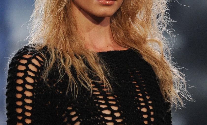 Anna Piszczałka pokazała piersi