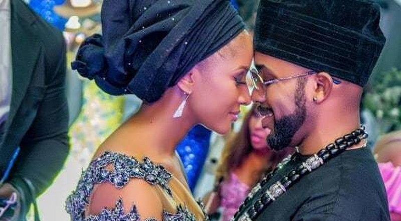 Adesua Etomi's message to Banky W on his birthday is the cutest you'd read today