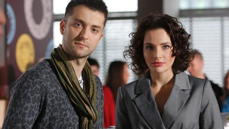 Filip Bobek i Anna Dereszowska