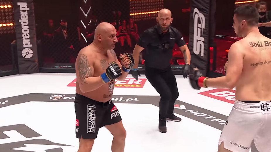 FAME MMA 8: Marcin Najman vs. Kasjusz Życiński