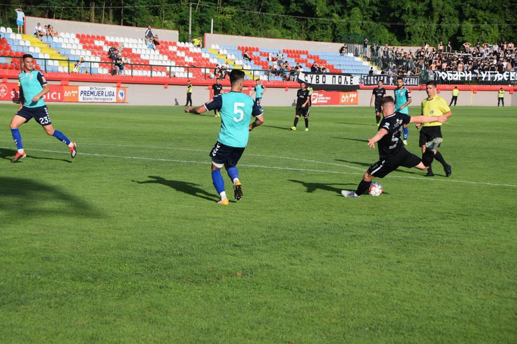FK Partizan, FK Zvijezda