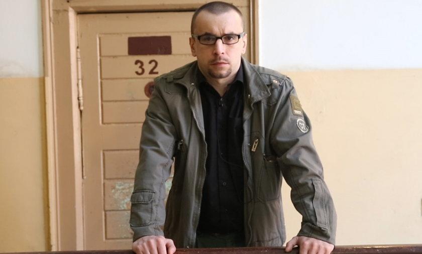 Wojciech Pyłka zarzeka się, że jest niewinny