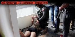 Zabił Kristinęz Mrowin, bo mu przeszkadzała